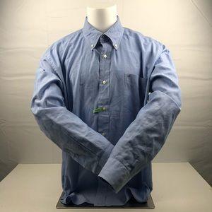 Tommy Hilfiger Light Blue Button Up Dress Shirt